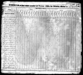1830 US Federal Census - Indiana, Montgomery, Brown, e.d. 49, page 25