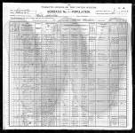 1900 US Federal Census - Minnesota, Marshall, Holt, e.d. 105, sheet 2A