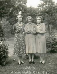 Alma, Mable, and Myrtle
