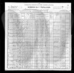 1900 US Federal Census - Maryland, Frederick, Frederick, e.d. 114 sheet 10B
